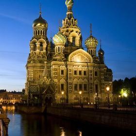 VR全景视角圣彼得堡