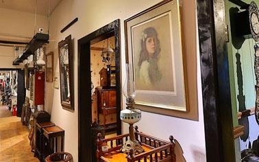 老巴黎西洋古董家具